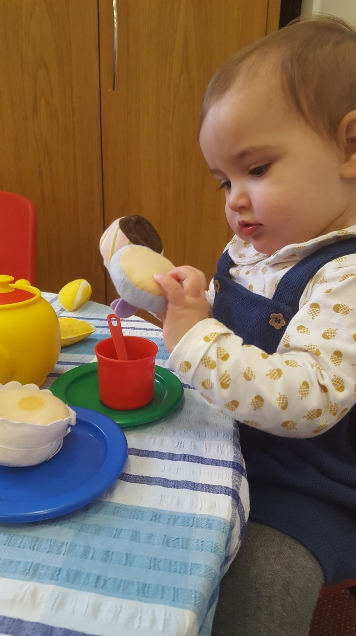 playgroup tea party
